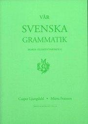 Vår svenska grammatik