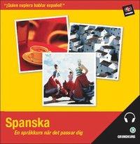 Spansk Grundkurs (mp3-bok)