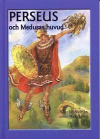 Perseus och Medusas huvud (kartonnage)