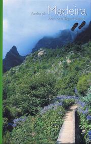 Vandra på Madeira : 50 vandringsturer på Madeira