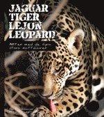 Jaguar tiger lejon leopard : möten med de fyra stora kattdjuren