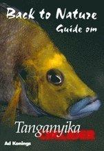 Back to Nature Guide om Tanganyikaciklider (inbunden)