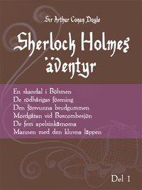 Sherlock Holmes Äventyr ? Volym 1 (e-bok)