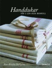 Handdukar – väv i lin och bomull
