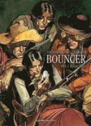 Bouncer. D. 1 Kains öga