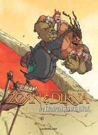Zorn & Dirna : kronprinsen och r�ven (h�ftad)