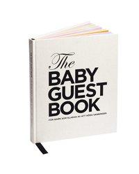 The baby guest book : f�r barn som klarar av att h�ra sanningen (inbunden)
