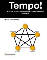 Bokomslag Tempo! : Praktisk strategi, organisation och ledarskap i en kaotisk tid (häftad)