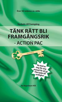 T�nk R�tt bli Framg�ngsrik - Action Pack (inbunden)