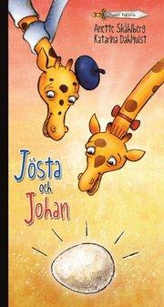 Jösta och Johan (inbunden)