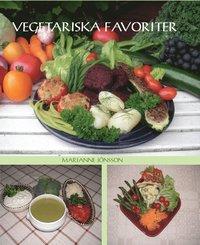 Vegetariska favoriter (inbunden)
