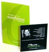 Lilla boken om mindfulness : medveten närvaro - Inkl CD (häftad)