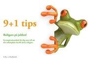 9+1 tips – Roligare på jobbet!