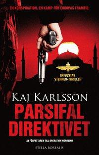 Parsifal direktivet (ljudbok)