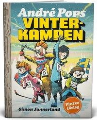 Bokomslag Vinterkampen (inbunden)
