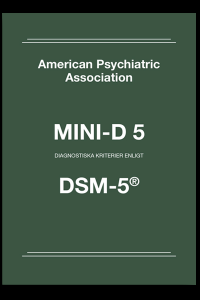 MINI-D 5 : diagnostiska kriterier enligt DSM-5 ()