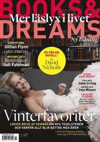 Books & Dreams bokmagasin Nr. 2, 2012 (inbunden)