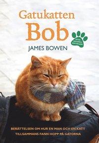 Gatukatten Bob (e-bok)
