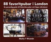 88 favoritpubar i London