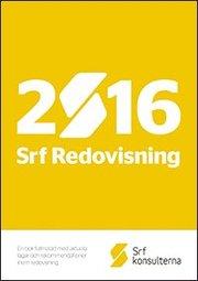 Srf Redovisning 2016