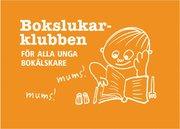 Bokslukarklubben : för alla unga bokälskare.