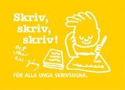 Skriv skriv skriv! – för alla unga skrivsugna
