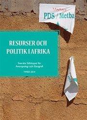 Resurser och politik i Afrika