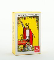 Rider-Waite svensk tarot (pocket)