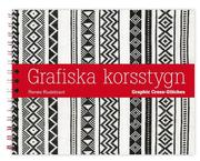 Grafiska korsstygn = Graphic cross-stitches