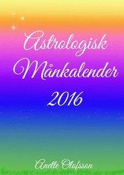 Astrologisk Månkalender 2016