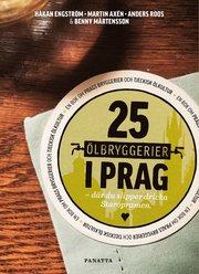 25 ölbryggerier i Prag
