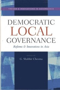 Democratic Local Governance (h�ftad)