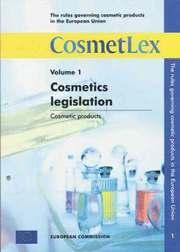 Cosmetic directive number 76/768/eec