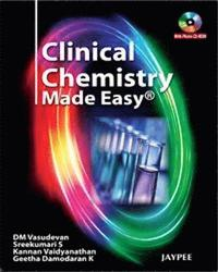 Clinical Chemistry Made Easy (h�ftad)
