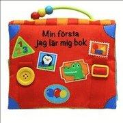 Tygbok Min första jag lär mig bok