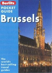 Brussels Berlitz Pocket Guide (h�ftad)