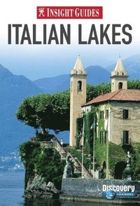 Insight Guides: Italian Lakes (h�ftad)