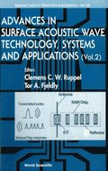 Advances In Surface Acoustic Wave Technology, Systems & Applications, Vol 2