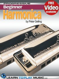 Harmonica Lessons for Beginners (e-bok)