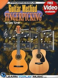 Fingerstyle Guitar Lessons for Beginners (e-bok)