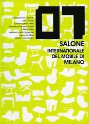 07 Salone Internationale Del Mobile Di Milano (inbunden)