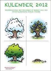 Kulender 2012: Veckokalender med Hillismer av Henrik Hill och satirteckningar av Anders Parsmo