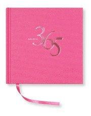 Dagbok 365 textil hallonsorbet