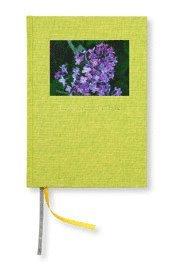 Trädgårdsdagbok ängsgrön A5