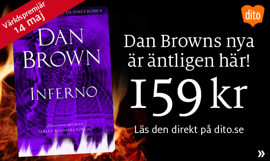 Dan Brown - e-boken Inferno