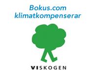 Bokus.com klimatkompenserar med VI-skogen