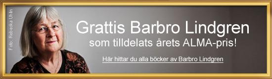 Almapriset till Barbro Lindgren!