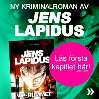 Jens Lapidus - VIP-rummet