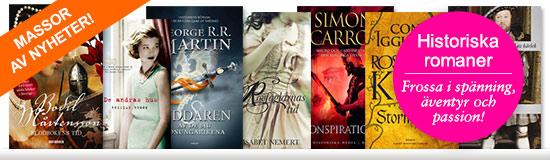 Historiska romaner