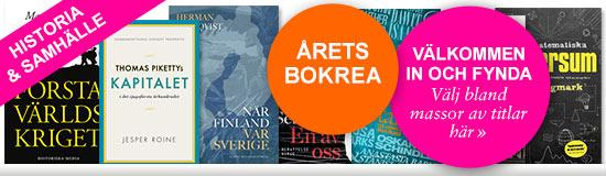 Bokrea 2015 Historia & samh�lle